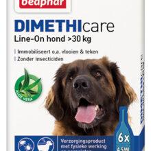 Dimethicare Line-on hond vanaf 30 kilo